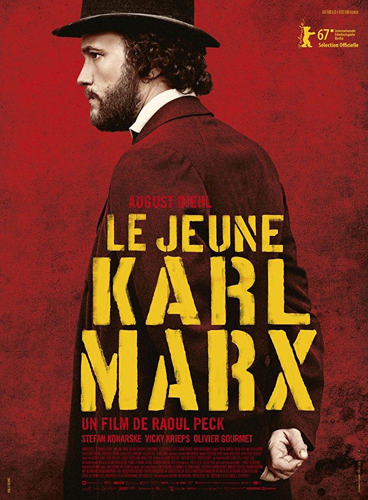 Der junge Karl Marx (Le jeune Karl Marx)