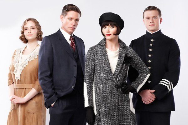 Miss Fisher's Murder Mysteries (TV-Serie)