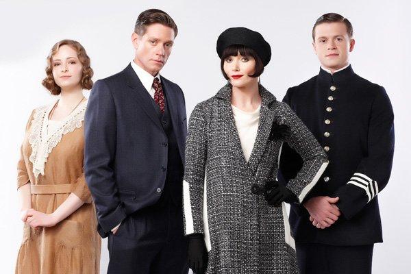 Miss Fisher's Murder Mysteries (TV-Serie)