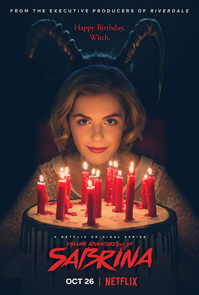 The Chilling Adventures of Sabrina (Serie)