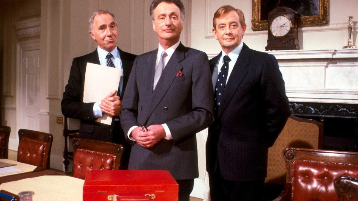 Yes Minister / Yes Prime Minister (TV Serie)